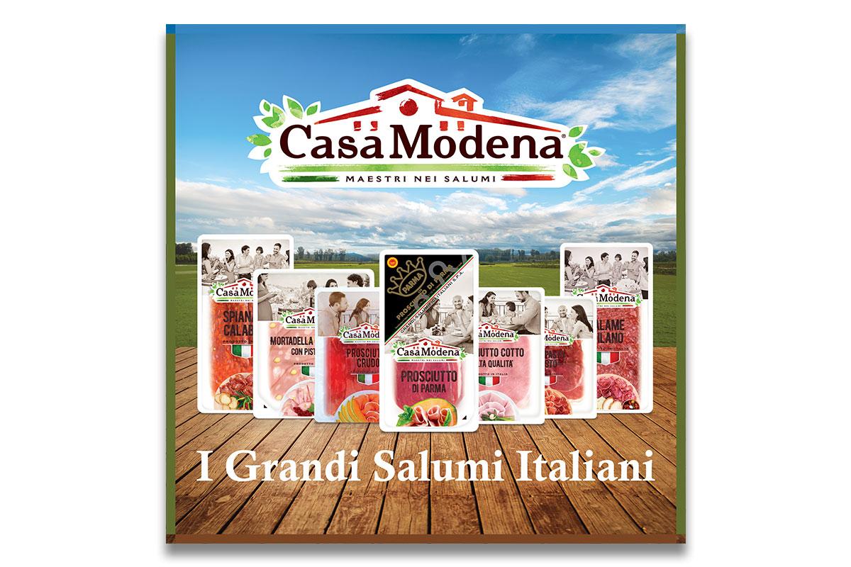 Casa Modena Mural Print