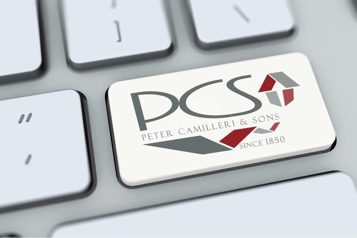 PCS branding