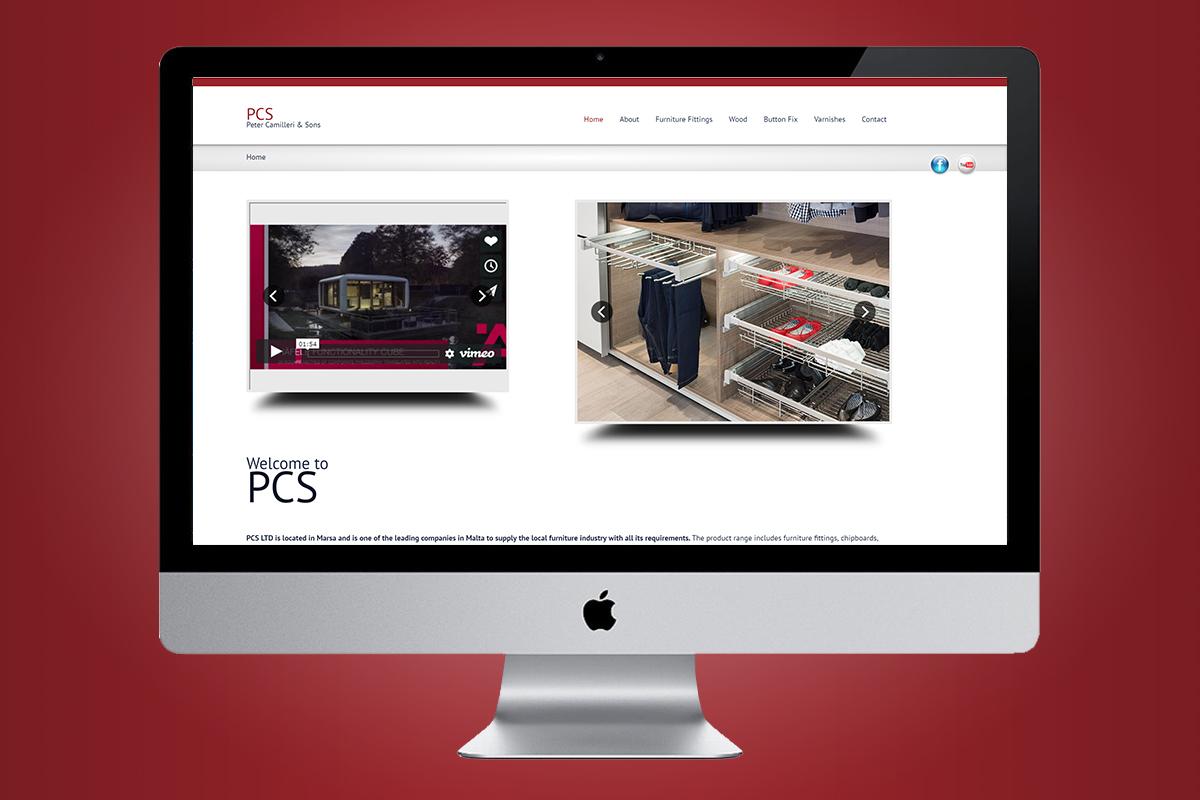 PCS web