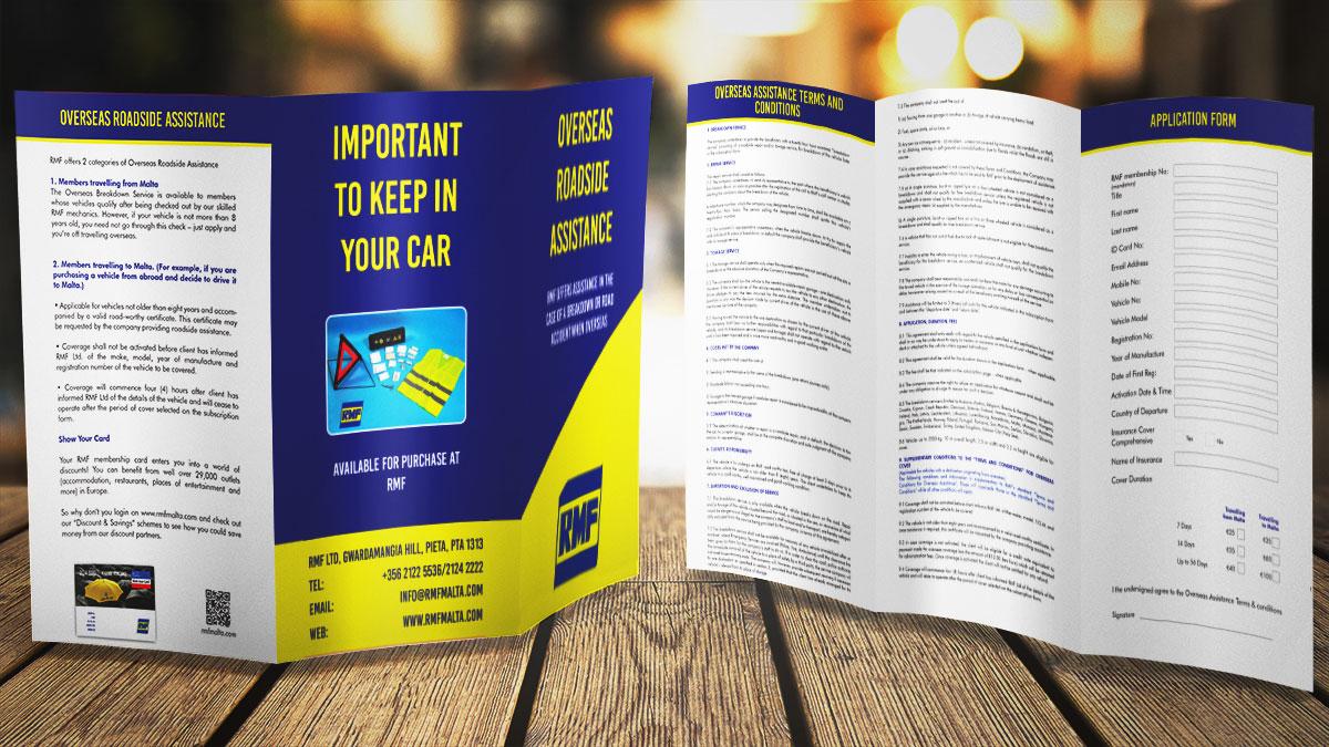 RMF brochure