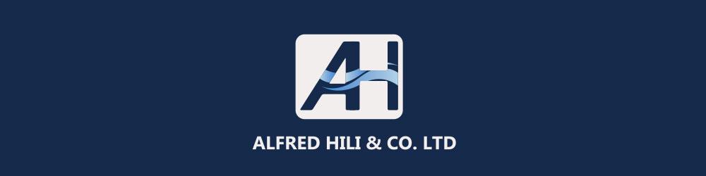 alfredhili web logo