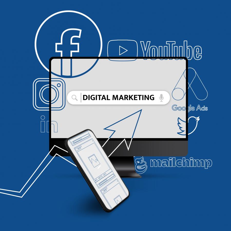 Digital Marketing web