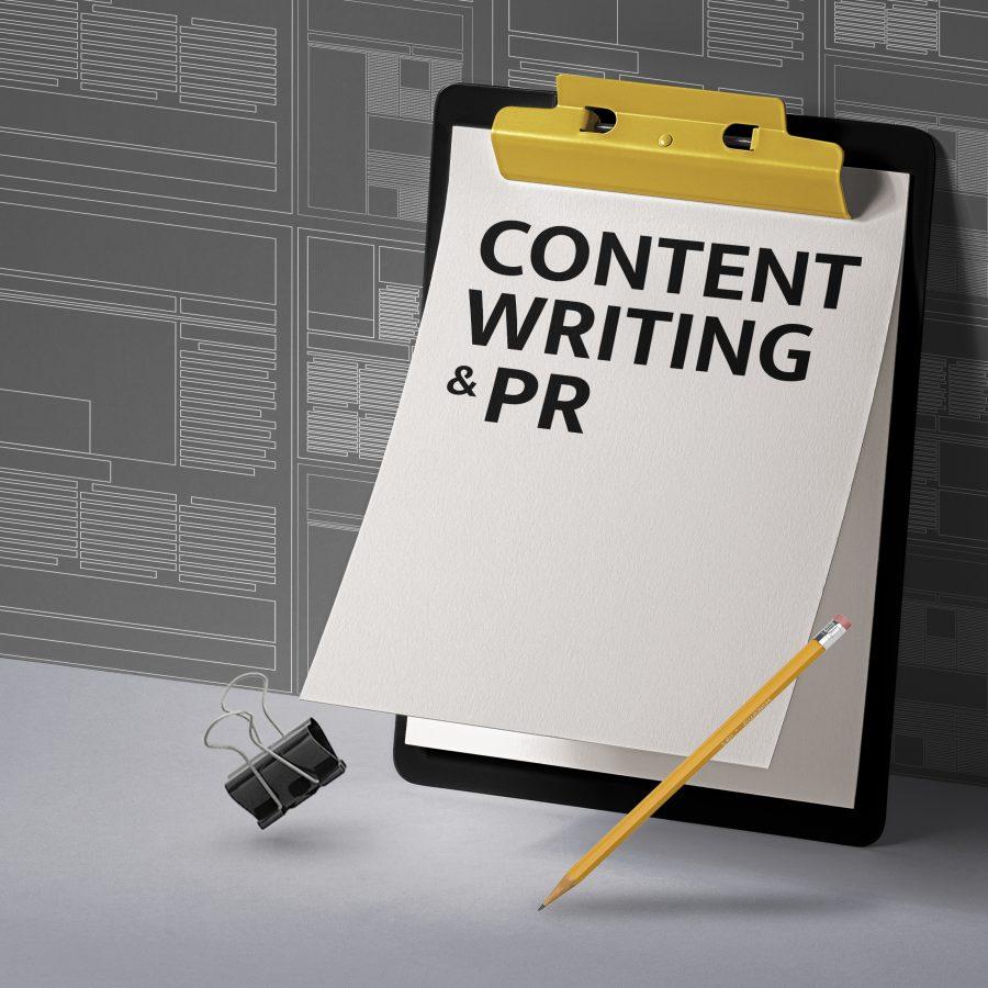 PR Content Writing