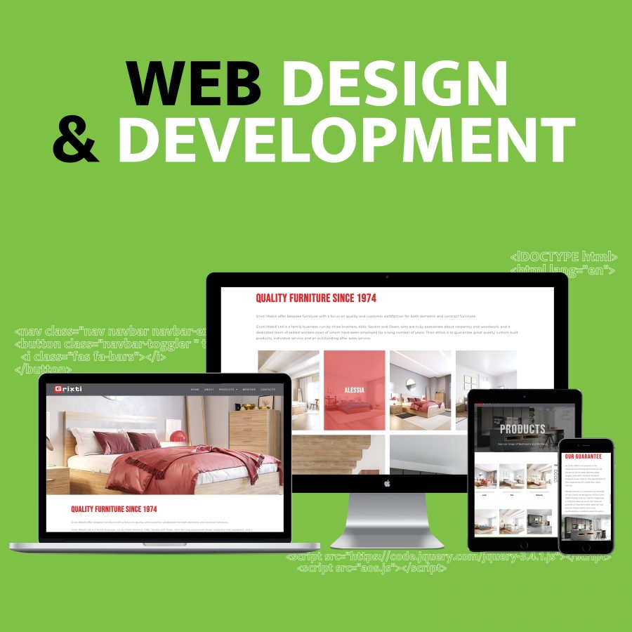 Web Design Title 03